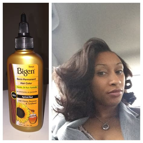 bigen hair color lashawn reviews bigen semi permanent hair color in apricot
