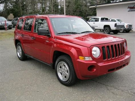 2009 Jeep Patriot Sport 2009 Jeep Patriot Sport 4x2 Jeep Colors