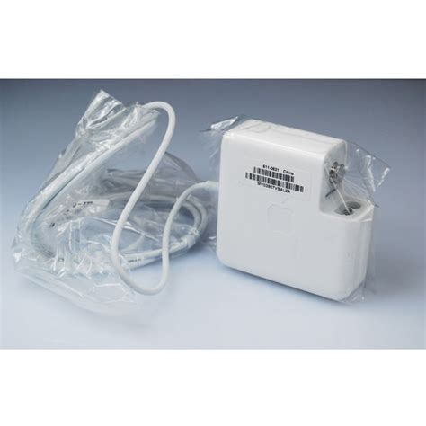 85w Magsafe Adapter Apple A1343 apple 85w magsafe power adapter a1343 l tip white jakartanotebook