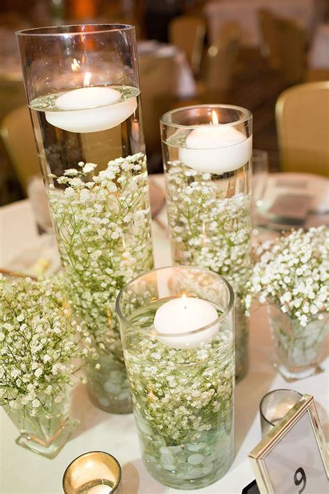 candle centerpieces for home 25 best ideas about diy centerpieces on pinterest fake