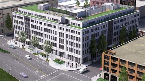 Portland State Mba Structure by New Portland Building To House Uo Business Programs