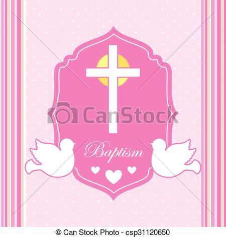 clipart battesimo clipart vettoriali di battesimo disegno invito