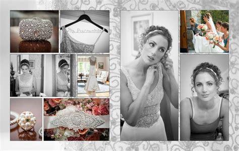 Liz Hurleys Wedding Album Bglam by Liz Nick Custom Wedding Album Design 187 A Thousand Moments