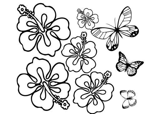 imagenes para pintar de flores dibujos infantiles para colorear