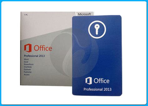 Microsoft Office Oem original microsoft office product key code sticker coa for office 2013 pro retail oem pack