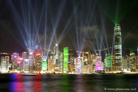 hong kong new year light show symphony of light skyscrapercity