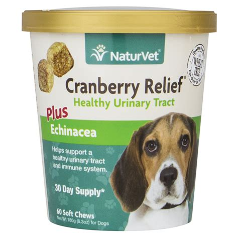cranberry for dogs cranberry supplement
