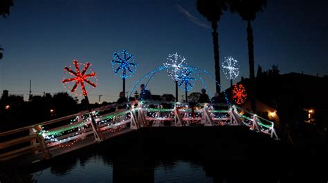 christmas light displays in los angeles la chelsea