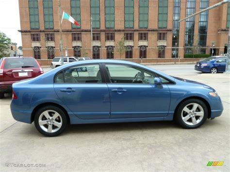 atomic blue metallic 2008 honda civic ex sedan exterior photo 53867701 gtcarlot