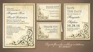 Country Style Save The Date Cards - 20 creative and unique vintage wedding invitations 21st bridal world wedding ideas and trends