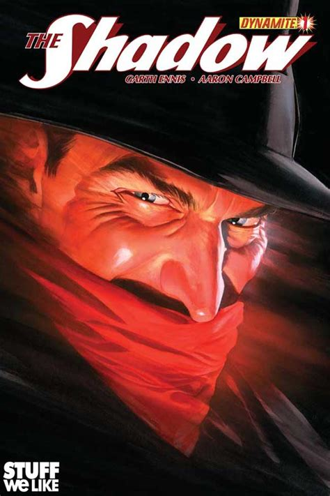 the shadow of the books the shadow 1 comic book review stuffwelike