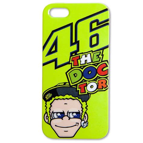 Valentino Vr46 The Doctor A0451 Iphone 5 5s Se Casing Custom H rossi 46 iphone 5e 5s cover jpg