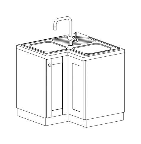 base angolo cucina base cucina anta treviso base angolo lavello arredamenti