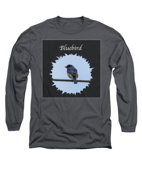 Tshirt Mobil Holden bluebird sleeve t shirt for sale by jan m holden