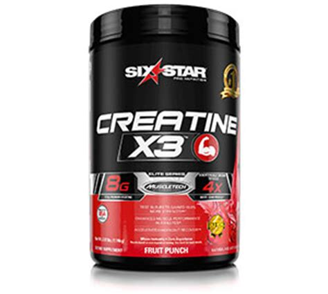 creatine x3 how to take whey isolate plus six pro nutrition
