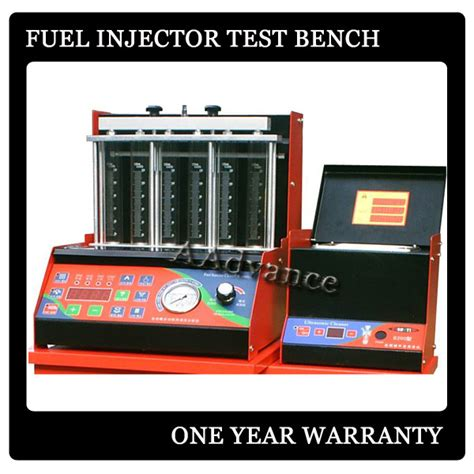 fuel injector test bench 6 cylinder fuel injector test bench without table in high