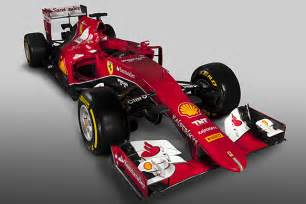 f1 2015 new cars unveils kimi raikkonen and sebastian vettel s 2015