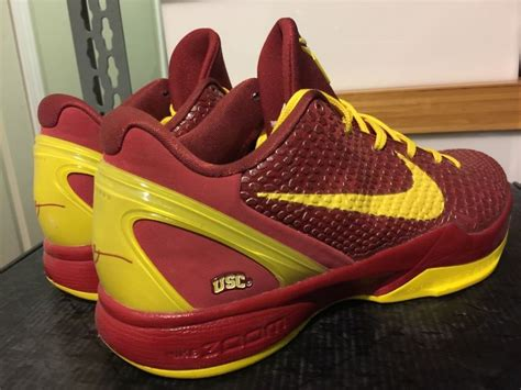 usc shoes remember when usc got nike exclusives sole collector
