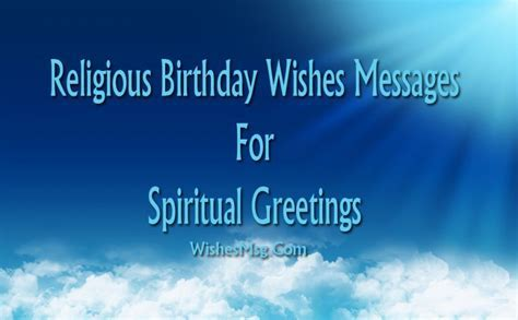 60 Religious Birthday Wishes, Messages and Quotes   WishesMsg