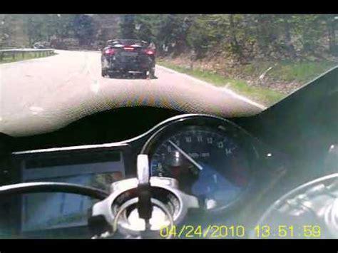 cbr 600 f4i on b500 with 808 car keys micro camera onboard