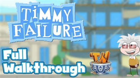 poptropica timmy failure island walkthrough