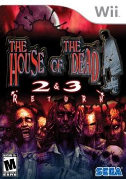 the house of the dead wiki the house of the dead 2 3 return house of the dead wiki fandom powered by wikia