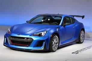 Subaru Brz Horsepower 2016 Subaru Brz Sti Release Date Specs Price Auto Otaku