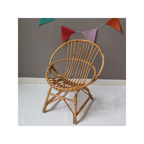 sedie per bimbi piccoli sedia vimini vintage per bambini