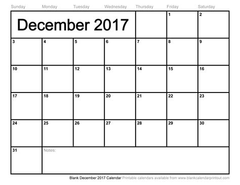 Pages Calendar Template 2017