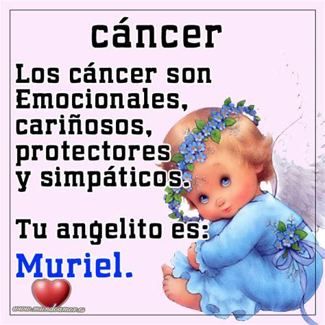 el significado de los nacidos en cancer 193 ngel para los c 225 ncer mundoamores