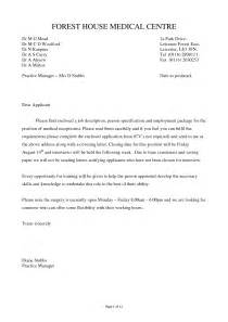 cover letter format for receptionist best format receptionist cover letter cover letter