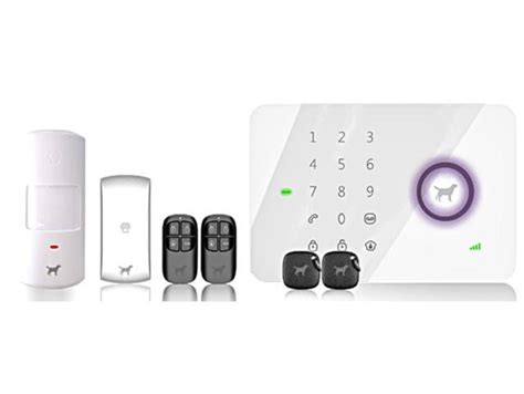 wireless alarm system diy home security system