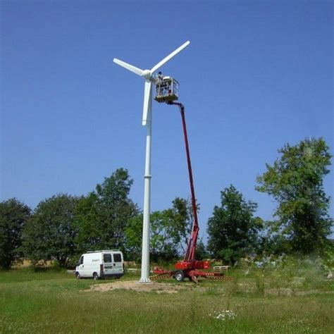 h3 8 2kw grid wind generator system from china