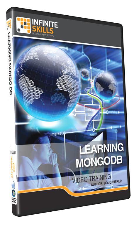 infinite skills learning mongodb tutorial teaches