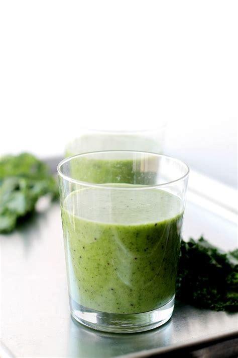 Kiwi Banana Detox Smoothie by Best 25 Kale Smoothie Recipes Ideas On Kale