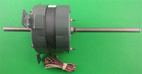 rv ac fan motor coleman 1468a3049 rv roof ac air conditioner fan motor ebay