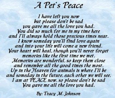 poems of peace and comfort best 25 pet loss quotes ideas on pinterest dog loss