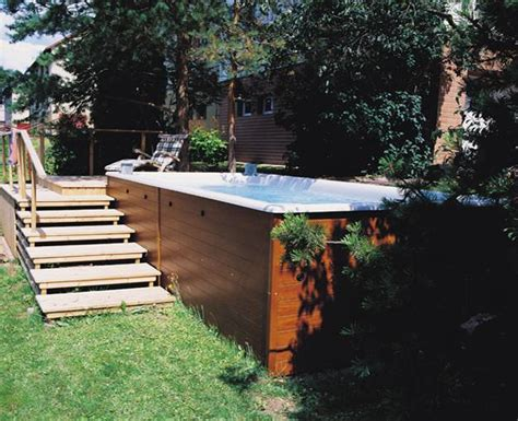 outdoor living spaces  jacuzzi tubs  beautiful