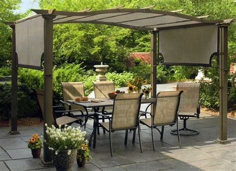 garden oasis pergola with canopy 17 best images about replacement canopies for gazebos