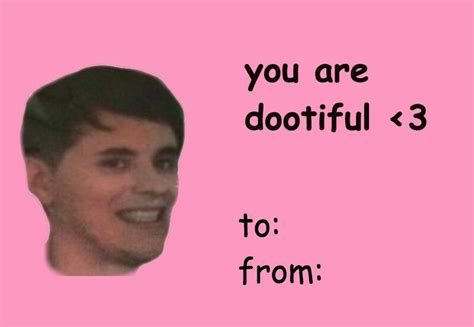 Meme Valentine Cards - lets see how many doot things i can repin tonight dan and phil pinterest phan dan howell
