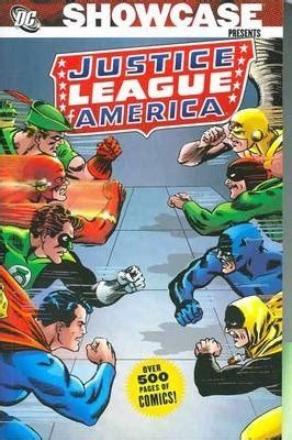 justice league tp vol 1401267793 showcase presents justice league of america tp vol 03 gardner fox 9781401217181