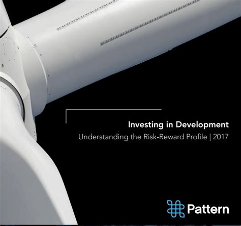pattern energy development pattern energy publishes white paper on renewable energy