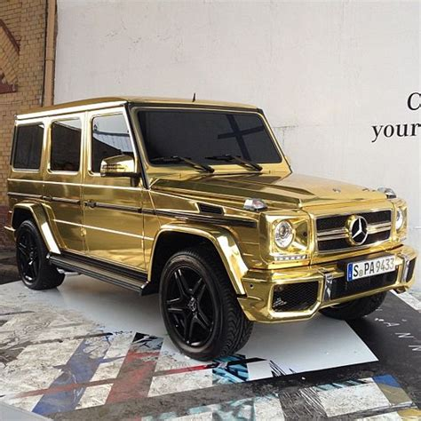 mercedes jeep gold the milk crate dailymilk