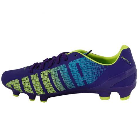 junior football shoes evospeed 4 3 firm ground junior football boots purple