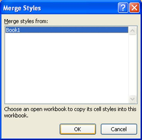 excel tips tutorial how to merge styles and themes of old merge cell styles cell style 171 format style 171 microsoft