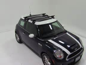 Thule For Mini Cooper Thule Roof Rack For 2013 Mini Cooper Etrailer