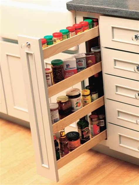 25 best ideas about spice drawer on kitchen