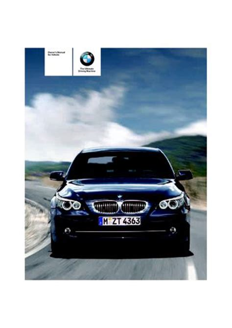 car repair manuals download 2008 bmw m5 on board diagnostic system 2008 bmw 528i owner s manual pdf 288 pages
