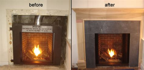 fireplace repair and rebuilding