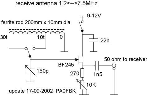ferrite rod inductor design ferrite rod inductor design 28 images page5 the fs loop ferrite taiwan rf ferrite rod